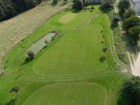 Zschopau Golf Course Cover