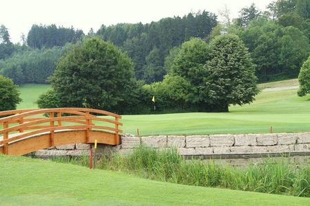 Golf Club Höslwang Im Chiemgau e.V. Cover