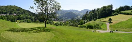 Overview of golf course named Golf Club Schonau e.V.