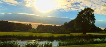 Overview of golf course named Golf Club Wasserburg Anholt e.V.