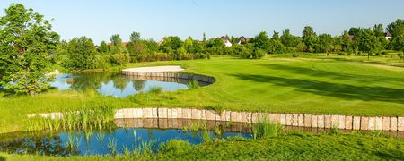 Overview of golf course named Golf Park Leipzig Gmbh + Co. Kg
