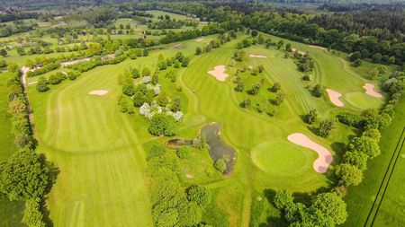 Overview of golf course named Golf-Club Am Sachsenwald e.V.