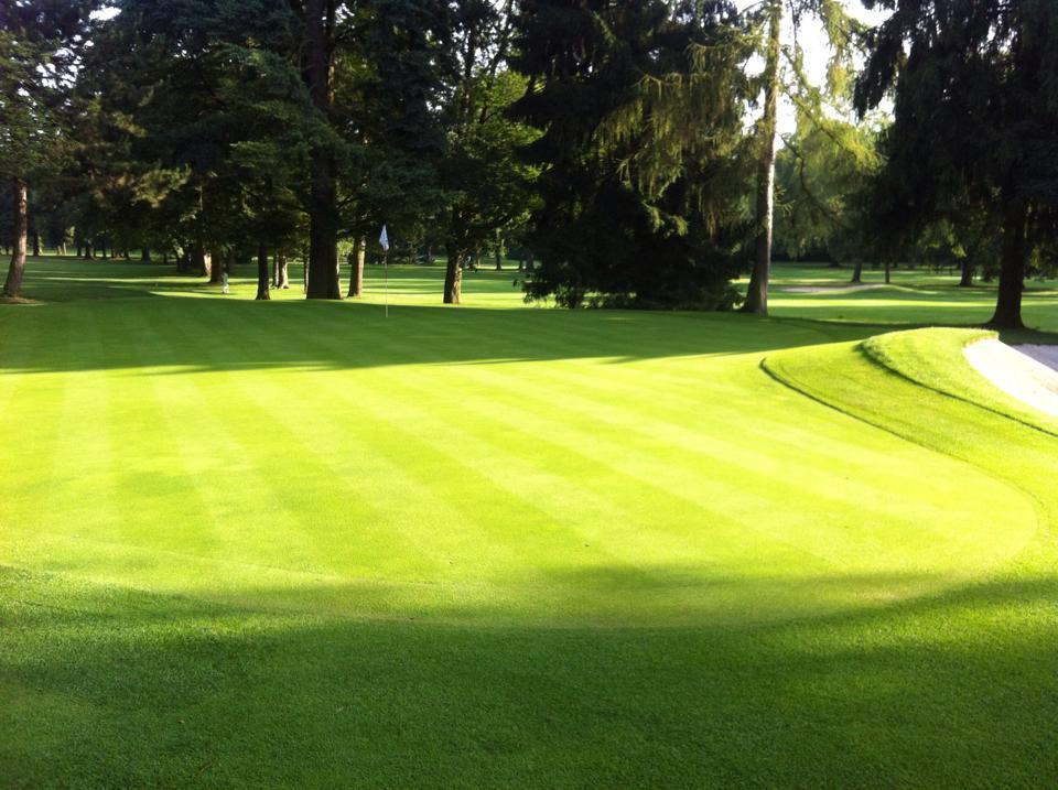 Overview of golf course named Golf-Club Bad Nauheim e.V.