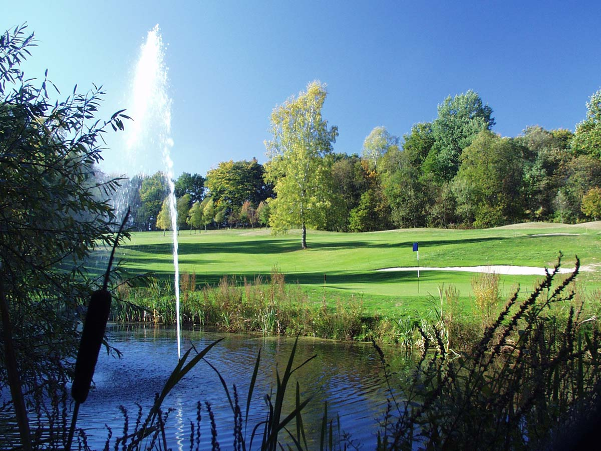 Overview of golf course named Golf-Club Bad Orb Jossgrund e.V.