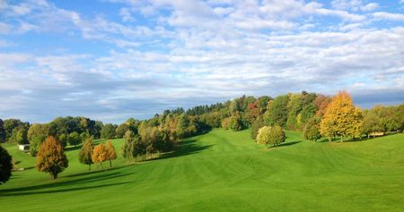 Overview of golf course named Golf-Club Erding Grunbach e.V.