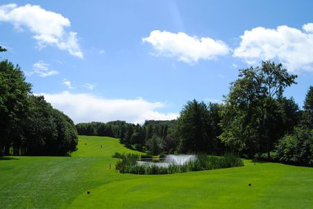 Overview of golf course named Golfclub Felderbach Sprockhovel e.V.