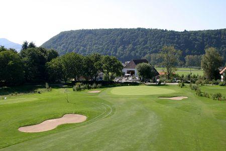 Overview of golf course named Golfclub Grobernhof e.V.