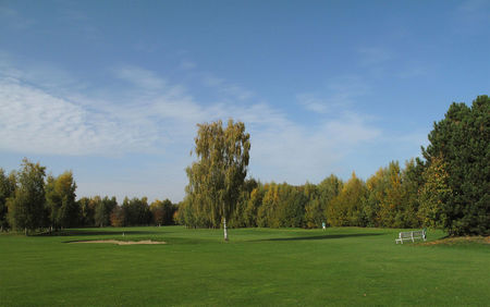 Overview of golf course named Golfclub Hamm e.V.