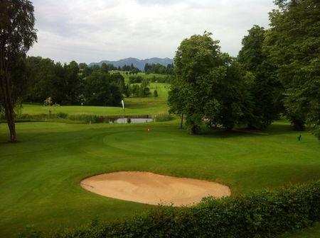 Golfclub isarwinkel e v cover picture