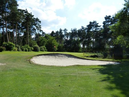 Overview of golf course named Golfclub Residenz Rothenbach e.V.