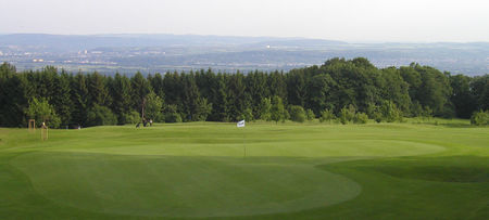 Overview of golf course named Golfclub Rhein-Wied e.V.