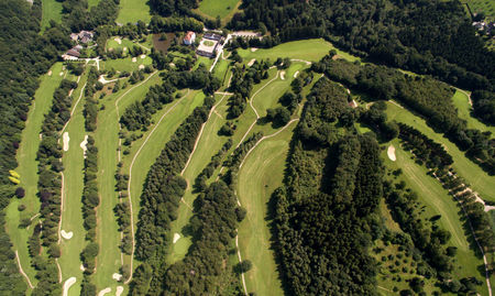 Overview of golf course named Golfclub Schloss Georghausen e.V.
