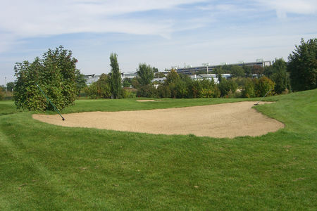 Golf-Club Golf Range Frankfurt Cover Picture