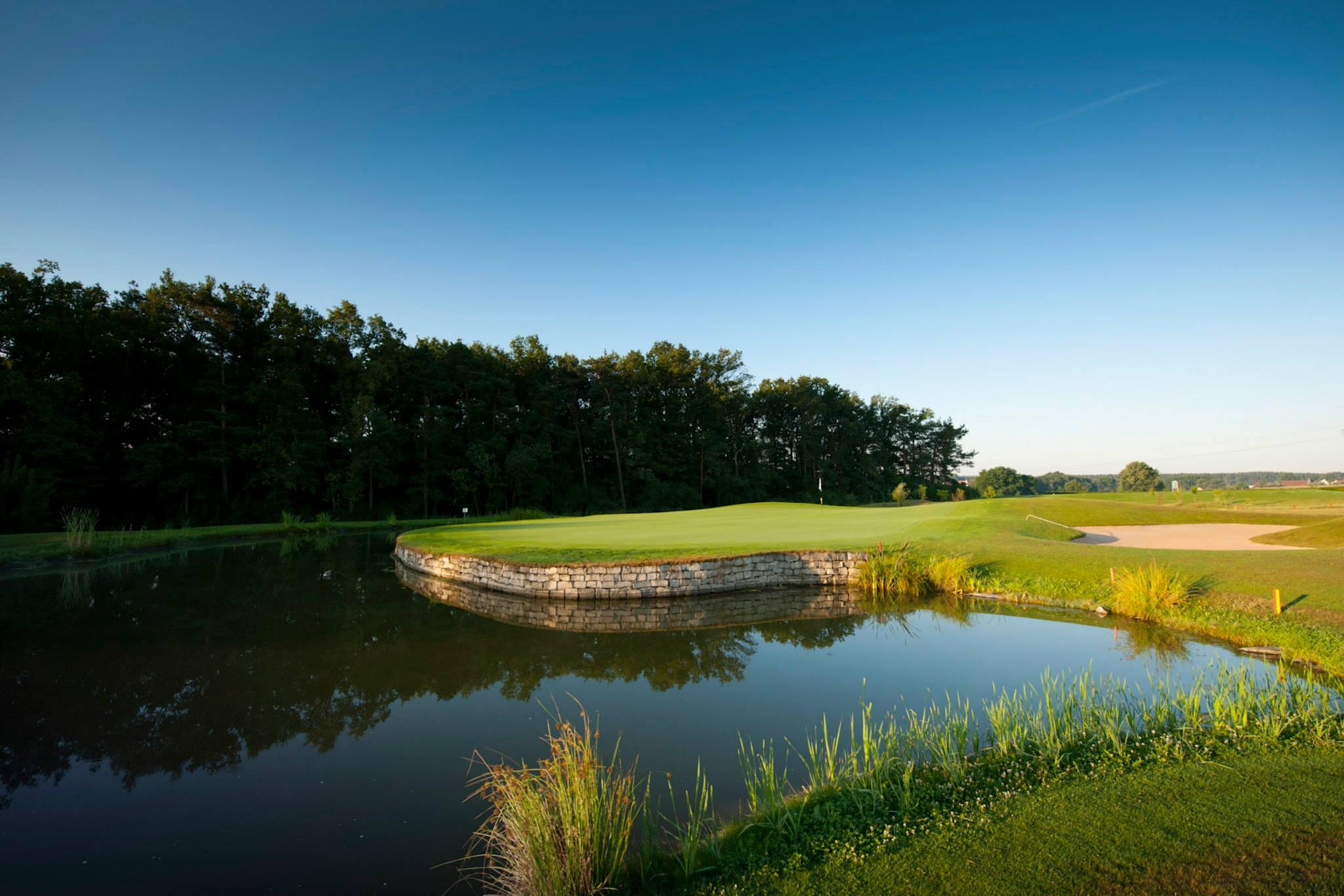 Overview of golf course named Golf-Club Herzogenaurach e.V.