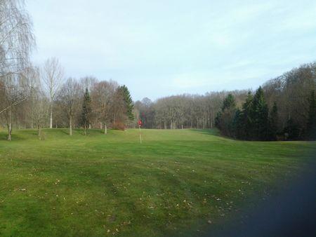 Overview of golf course named Golf-Club Kitzeberg e.V.