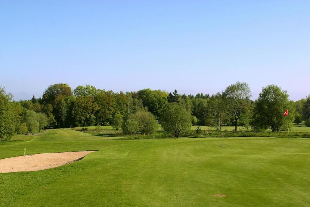Overview of golf course named Golf-Club Spessart e.V.