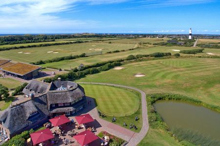 Golf-Club Sylt e.V. Cover Picture
