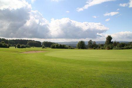 Overview of golf course named Golfanlage Gimborner Land