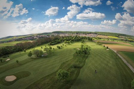 Overview of golf course named Golfanlage Golfoase Pfullinger Hof