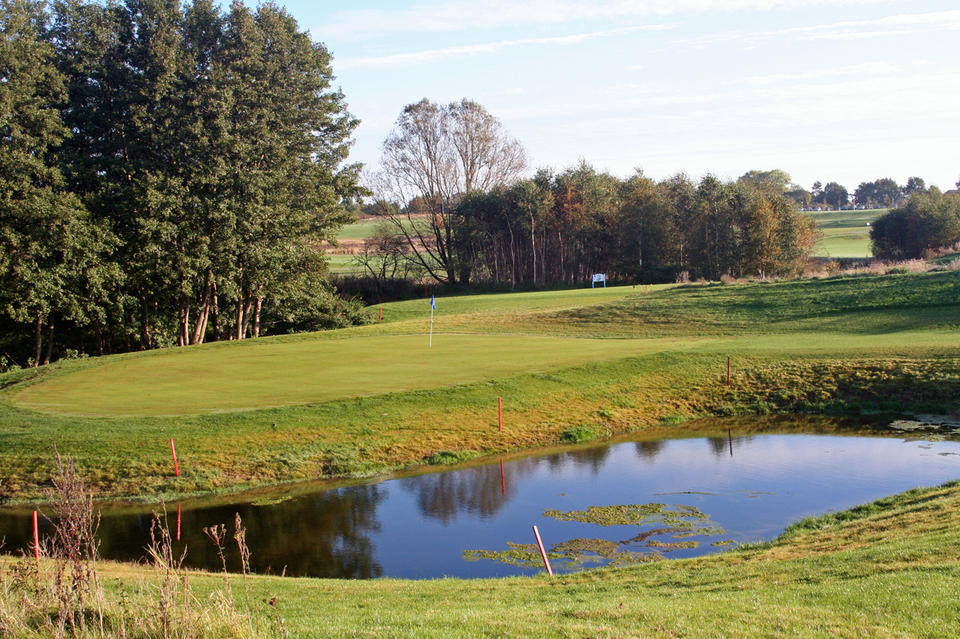 Overview of golf course named Balmer See Golf Club