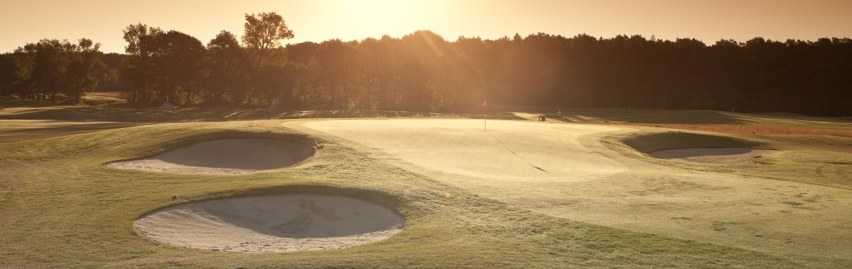 Overview of golf course named Baltic Hills Golf Usedom