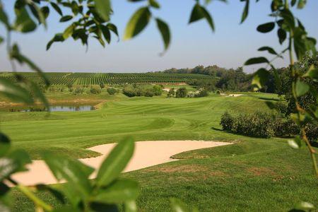 Overview of golf course named Deutsche Weinstrasse Golf Club