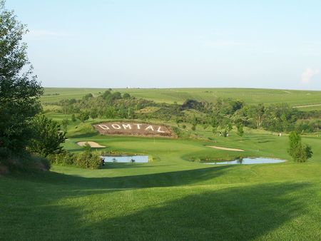 Domtal Mommenheim Golf Course Cover Picture