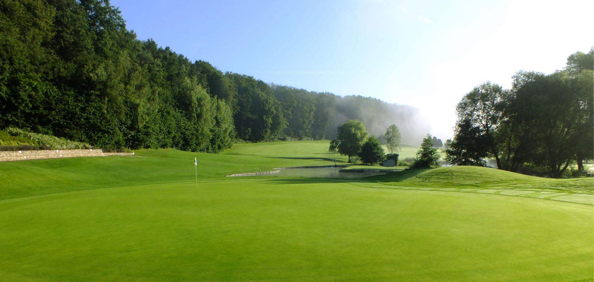 Overview of golf course named Erster Golfclub Westpfalz Schwarzbachtal e.V.