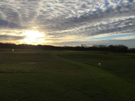 Golf Am Donner Kleve Cover