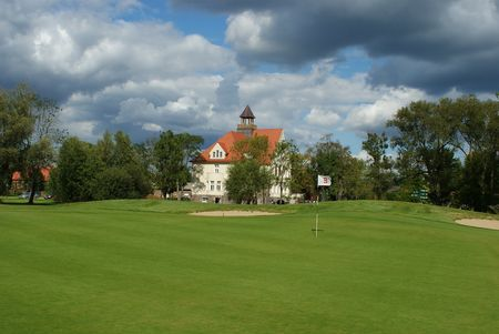 Golf and country club schloss krugsdorf cover picture