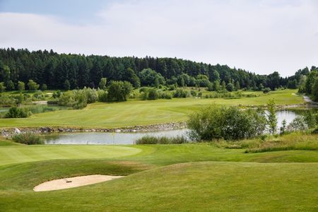 Overview of golf course named Golf and Vitalpark Bad Waldsee