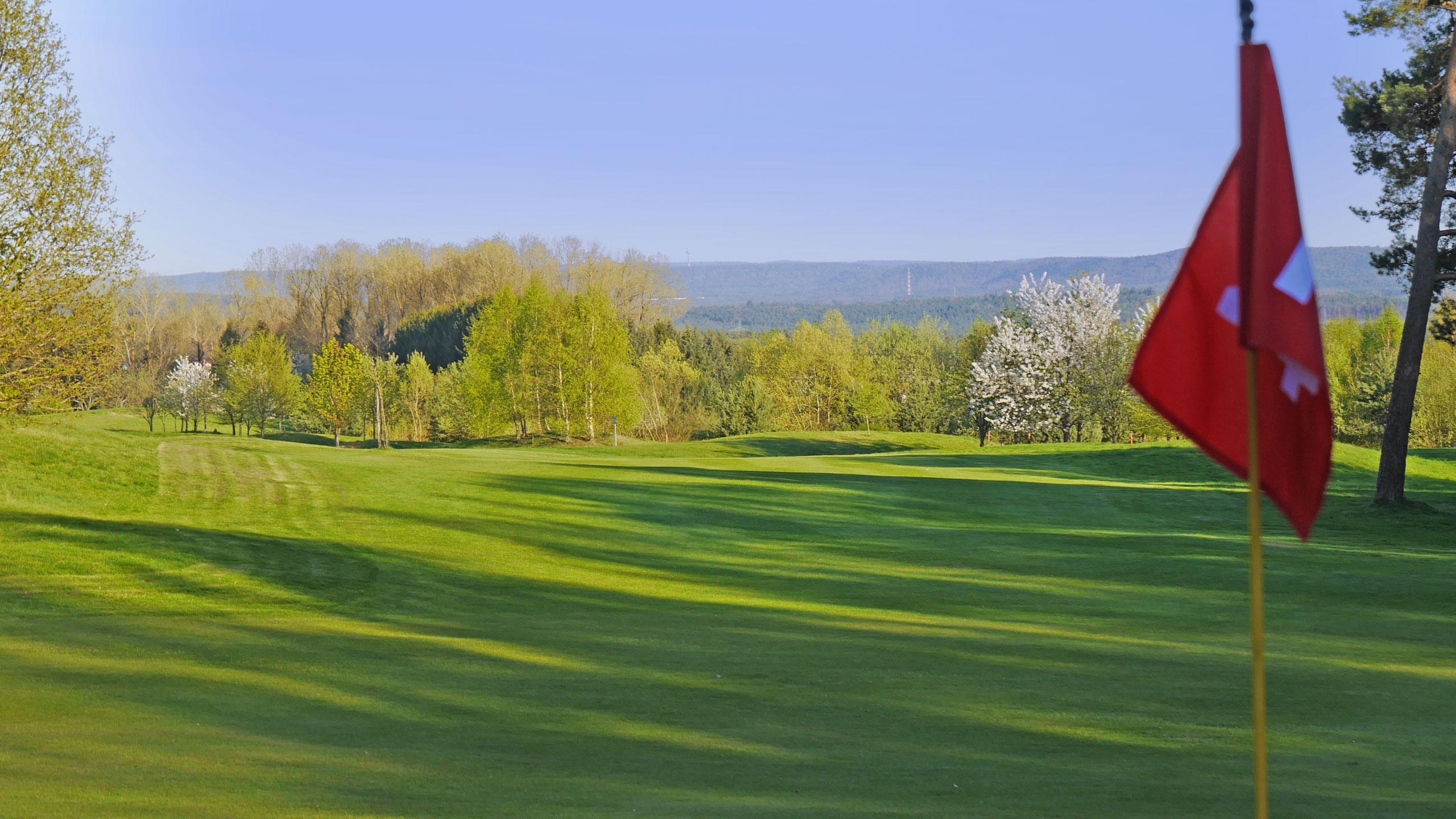 Overview of golf course named Golf Club Barbarossa e.V.