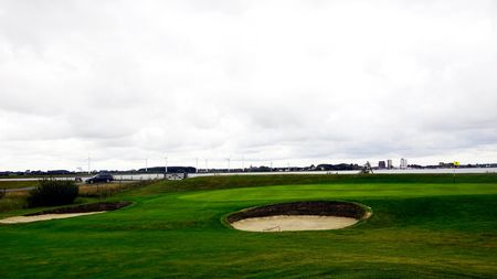 Overview of golf course named Golfpark Fehmarn