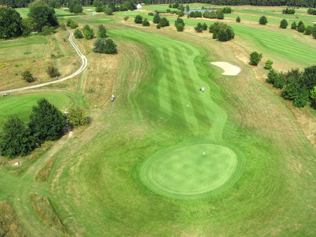 Overview of golf course named Golfplatz Prenden Ag