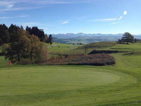 Golfplatz Scheidegg Cover Picture