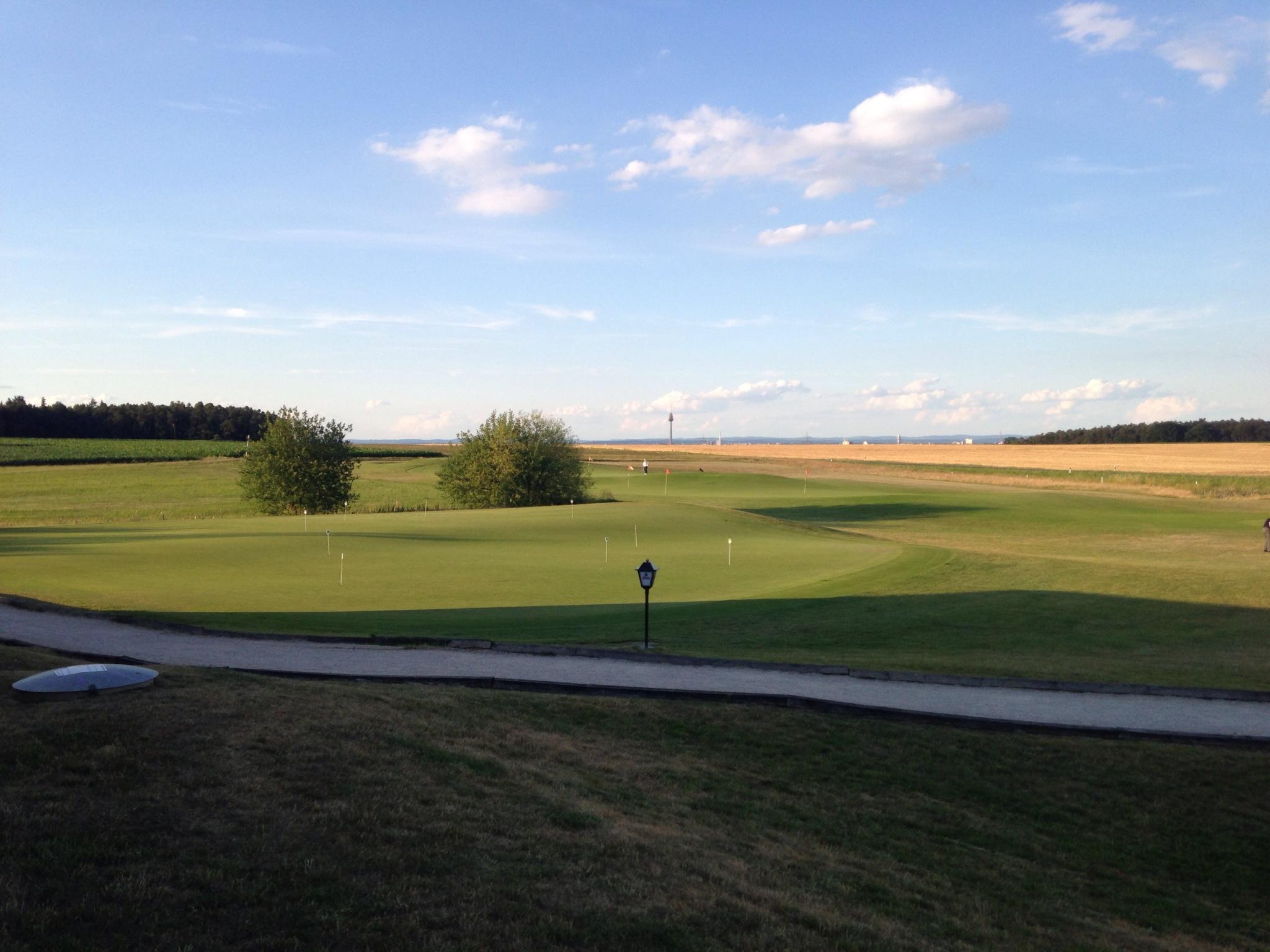 Overview of golf course named Golfrange Nurnberg