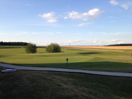 Overview of golf course named Golfrange Nurnberg
