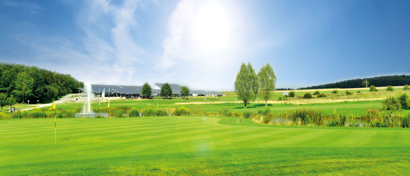 Overview of golf course named Green-Golf Bad Saulgau Gbr