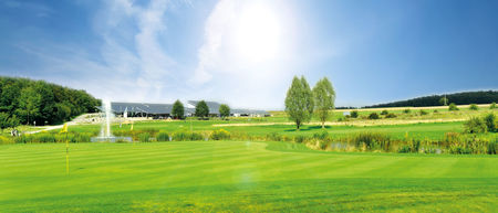 Green-Golf Bad Saulgau Gbr Cover Picture