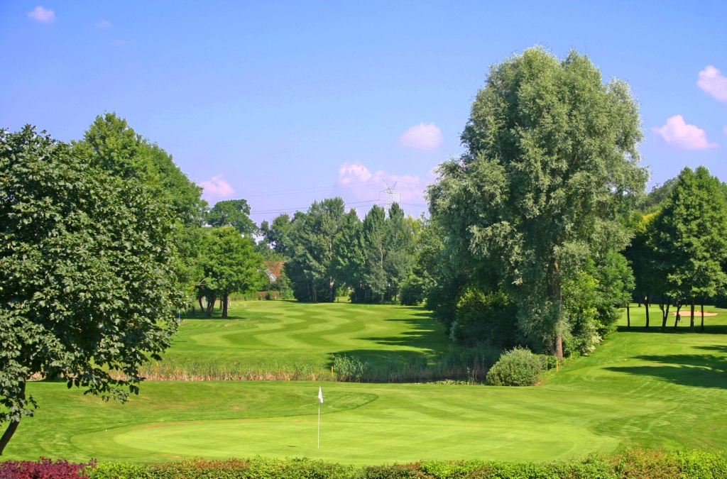 Overview of golf course named Münchner Golf Eschenried Course Gröbenbach