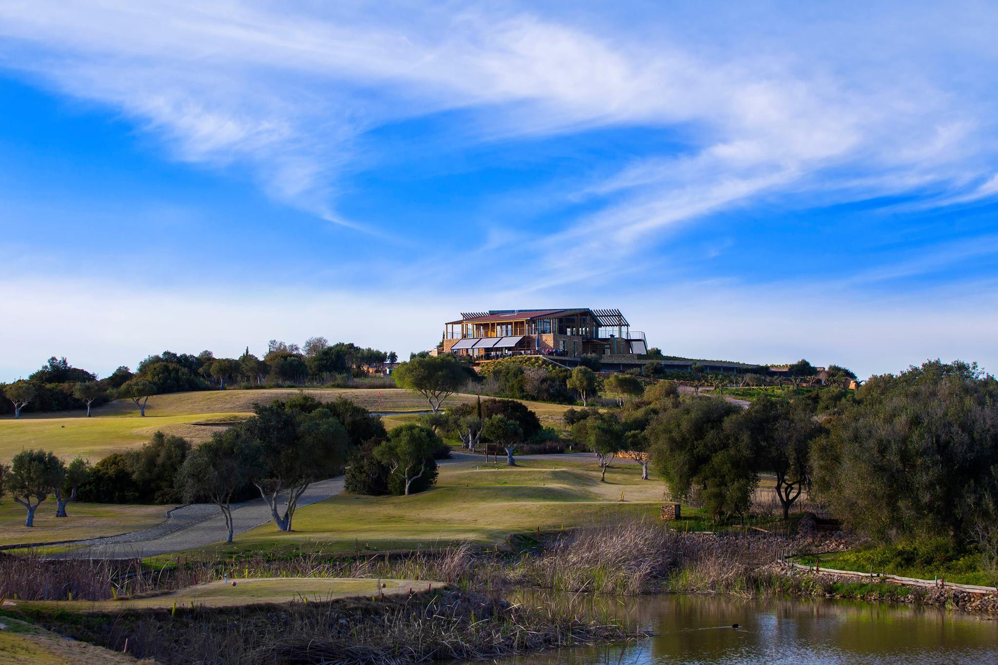 Espiche golf cover picture