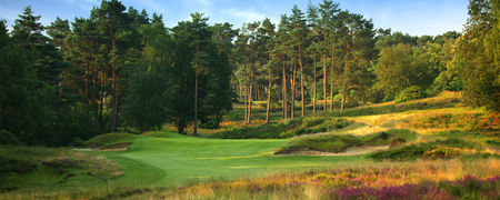 Overview of golf course named Sunningdale Golf Club - Old Course