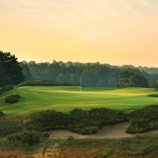 Sunningdale golf club new course cover picture