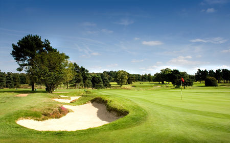 Overview of golf course named Walton Heath Golf Club - New Course