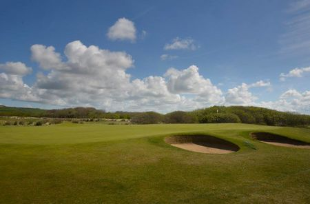 Overview of golf course named Saunton Golf Club - The West Course