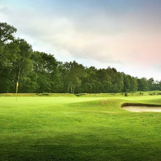 Wentworth club east course cover picture