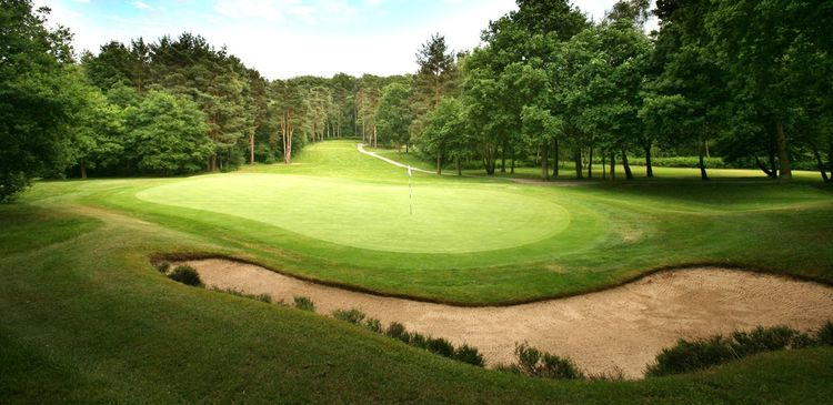 Wentworth club edinburgh course cover picture