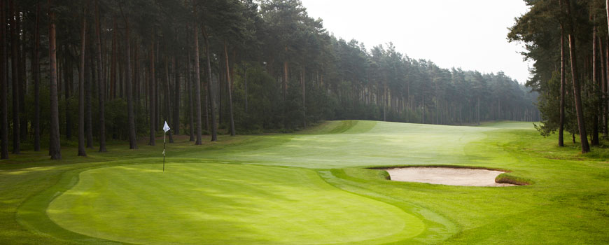 Overview of golf course named Woburn Golf Club - The Duchess Course