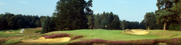 The berkshire golf club blue cover picture