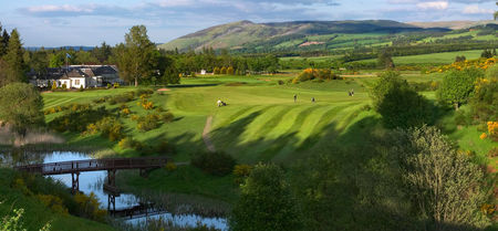 Overview of golf course named The Gleneagles Resort - The Queen's Course